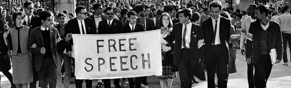 Free Speech Movement March