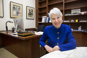 Chancellor Carol Christ